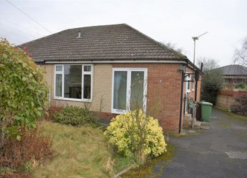Thumbnail 3 bed semi-detached bungalow for sale in Lake Lock Drive, Stanley, Wakefield, West Yorkshire