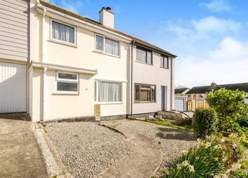 Thumbnail 3 bedroom terraced house for sale in Crowlas, Penzance, Cornwall