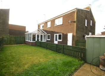 Thumbnail 3 bed semi-detached house to rent in Arncliffe Place, Newton Aycliffe