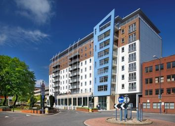Thumbnail 1 bed flat to rent in Church Street East, Woking, Surrey