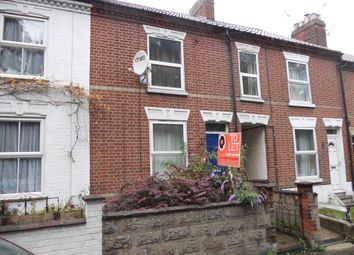 Thumbnail 1 bedroom terraced house to rent in Bowthorpe Road, Norwich