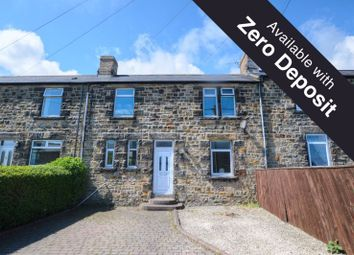 Thumbnail 3 bed terraced house to rent in Hawthorn Terrace, Shilbottle, Alnwick