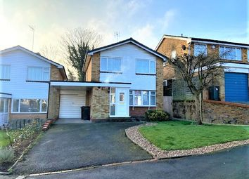 3 bed detached house for sale in Wishaw Close, Shirley, Solihull, West Midlands B90