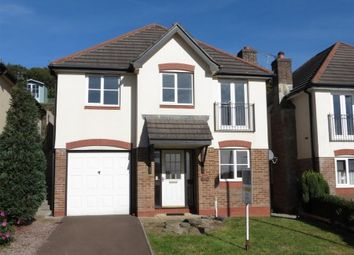 Thumbnail 3 bed property for sale in Century Close, St. Austell