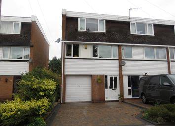 Thumbnail 3 bed end terrace house for sale in Swincross Road, Stourbridge