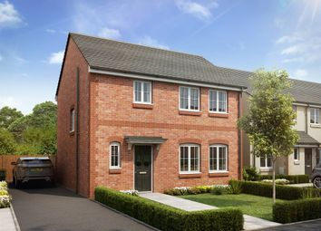 "Thumbnail 3 bed detached house for sale in ""The Whitehall "" at Thame Park Road, Thame"
