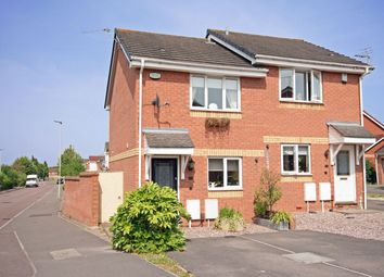 Thumbnail 2 bed semi-detached house to rent in Northfield Road, Roseberry Park, Gloucester