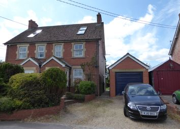 Thumbnail 4 bed semi-detached house to rent in Highstreet, Chapmanslade