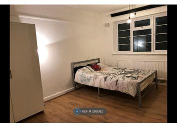 Thumbnail 3 bed flat to rent in Oakfield Court, London