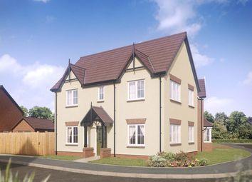 Oakridge Gardens, Oteley Road, Shrewsbury, Shropshire SY2. 3 bed detached house for sale