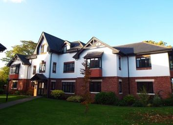 Thumbnail 2 bed flat for sale in Hunters Lodge, Wilmslow, Cheshire, .