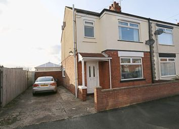 Thumbnail 3 bed semi-detached house for sale in Aisne Street, Hull