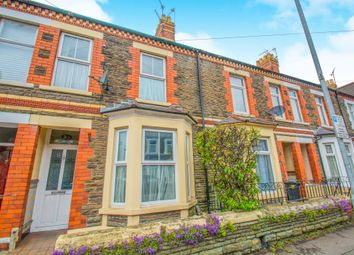 Thumbnail 3 bedroom terraced house for sale in Diana Street, Roath, Cardiff
