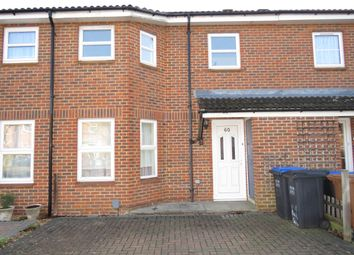 Thumbnail 3 bed terraced house to rent in Broadwater Crescent, Welwyn Garden City
