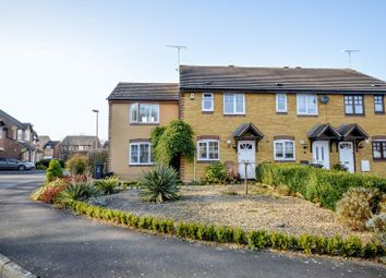 Thumbnail 3 bedroom end terrace house for sale in Dunsford Close, Swindon