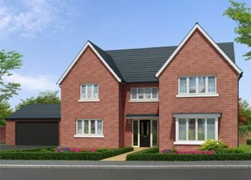 Thumbnail 5 bed detached house for sale in West Green, Pocklington, York