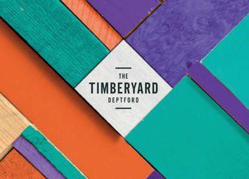 Thumbnail 2 bed flat for sale in Apartment 1, Timberyard, Deptford, London