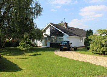 Thumbnail 4 bedroom detached bungalow for sale in Woodplumpton Lane, Broughton, Preston