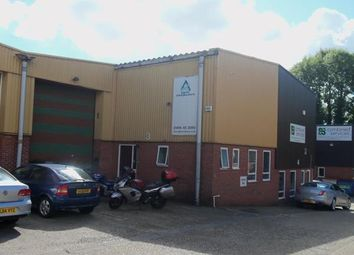 Thumbnail Light industrial to let in Unit 3, Marlborough Trading Estate, West Wycombe Road, High Wycombe