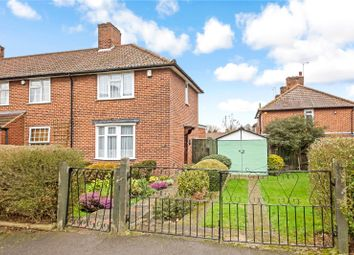 Thumbnail 2 bedroom end terrace house for sale in Morston Gardens, Mottingham, London