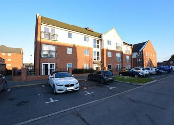 Thumbnail 2 bed flat for sale in Campbell Court, Laindon, Basildon, Essex