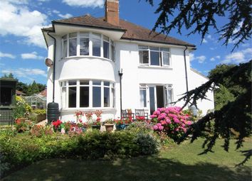 Thumbnail 4 bed detached house for sale in 32 Durley Road, Seaton, Devon