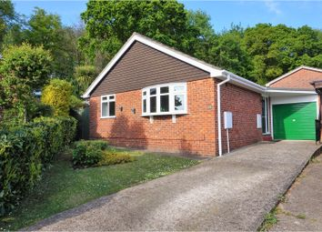 Thumbnail 2 bed detached bungalow for sale in Cowdray Close, Bishopstoke