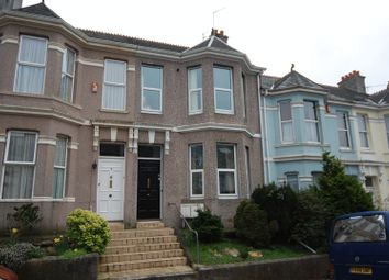 Thumbnail 2 bed flat to rent in Rosslyn Park Road, Peverell, Plymouth