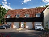 2 bed detached house for sale in Ipswich Road, Needham Market IP6