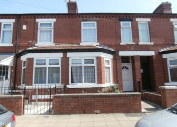 Thumbnail 3 bed terraced house to rent in Milner Street, Old Trafford, Manchester