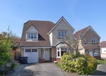 Thumbnail 4 bed detached house to rent in Oakridge View, Harrogate