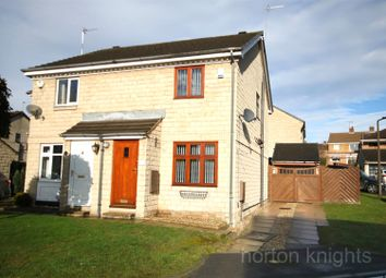 Thumbnail 2 bed semi-detached house for sale in Campsall Park Road, Campsall, Doncaster
