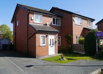 Thumbnail 3 bedroom semi-detached house for sale in St. Richards Close, Atherton, Manchester