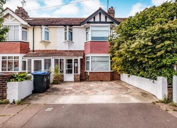 Thumbnail 3 bed terraced house for sale in Brittany Road, Worthing, West Sussex