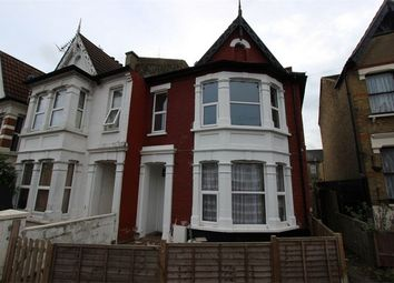Thumbnail 1 bed flat to rent in Heygate Avenue, Southend-On-Sea, Essex