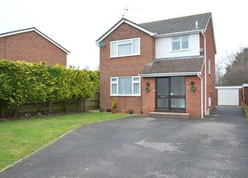 Thumbnail 3 bed detached house for sale in Bearwood, Bournemouth, Dorset