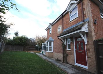 Thumbnail 2 bed end terrace house to rent in Dulas Close, Didcot