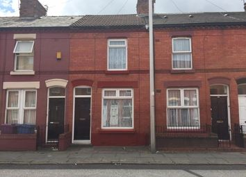 Thumbnail 2 bedroom terraced house for sale in 86 Grosvenor Road, Wavertree, Liverpool