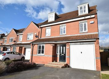 Thumbnail 5 bed detached house for sale in Dodgewell Close, Blackwell, Alfreton, Derbyshire