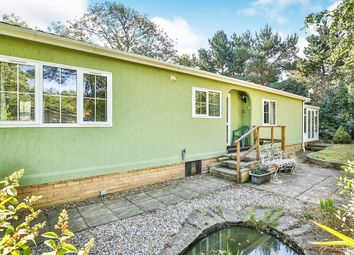 3 bed mobile/park home for sale in Telegraph Hill, Honingham, Norwich NR9