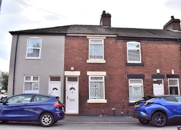 Thumbnail 2 bed terraced house for sale in Cromer Street, May Bank, Newcastle