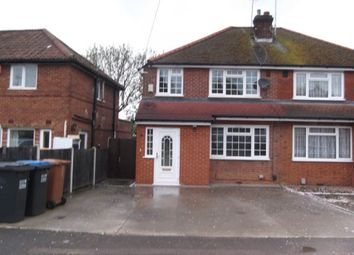 Thumbnail 3 bed property to rent in Crawford Road, Hatfield
