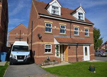 Thumbnail 3 bed property for sale in Tatton Park, Kingswood, Hull