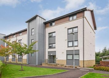 Thumbnail 2 bed flat for sale in Millview Crescent, Johnstone, Renfrewshire, N/A