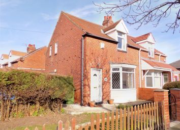 Thumbnail 2 bed semi-detached house for sale in Marsden Road, South Shields