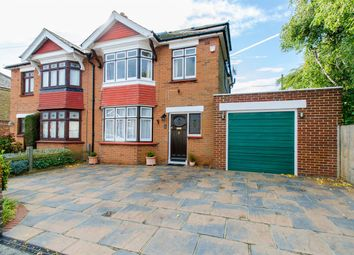 Thumbnail 4 bed semi-detached house for sale in Warten Road, Ramsgate