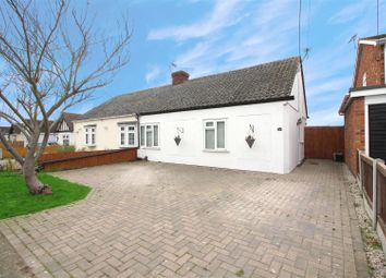 Thumbnail 3 bed detached bungalow for sale in Hawkesbury Road, Canvey Island