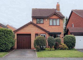 Thumbnail 3 bed detached house for sale in Heath Farm Road, Stourbridge