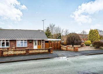 Thumbnail 2 bed bungalow for sale in Chaffinch Close, Hednesford, Staffordshire