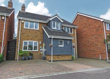 Midland Gardens, Shefford SG17. 4 bed detached house for sale